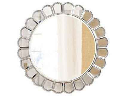 Eclectic Wall Mirrors by Williams-Sonoma Home