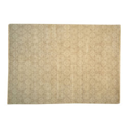 1800-Get-A-Rug - Oriental Rug Hand Knotted Rug Tone On Tone Transitional Agra Sh13495 - About Modern & Contemporary