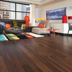 Mirage Floors - Mirage Floors Inspiration Knotty Walnut Colorado