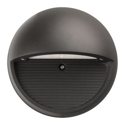 Lithonia Lighting - Lithonia Lighting OLSR M6 Outdoor LED Step Light Round - Lithonia Lighting OLSR M6 Outdoor LED Step Light RoundProper lighting is essential for safety in dark hallways and walkways. These great lights provide years of maintenance-free illumination for outdoor use in residential and commercial applications. Ideal for applications such as lighting walkways and stairways.Lithonia Lighting OLSR M6 Features: