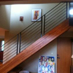 Stairs & Railing -