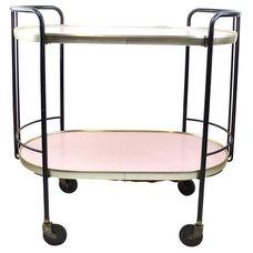 Modern Bar Carts by Chairish