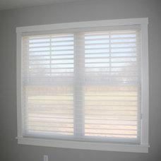 Window Treatments by Potter Custom Interiors, Inc