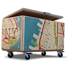 Eclectic Storage Bins And Boxes by store.module-r.com