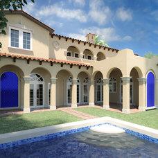 Mediterranean  by RAR Architect Inc.