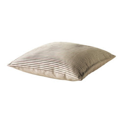 DAGNY Cushion - Cushion, light beige, multicolor