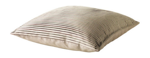 DAGNY Cushion - Cushion, light beige, multicolor