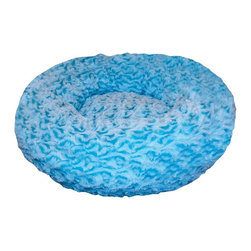 Cat-it - Catit Donut Bed - Rosebud XS - C5411 - Shop for Beds and Accessories from Hayneedle.com! About CatitThe people at Catit make it their mission to provide practical easy-to-use convenient products designed to meet the needs of fussy felines. And what feline isn't a little fussy? Catit develops products that satisfy a cat's exacting needs whether those needs are housing transportation litter accessories scratchers dishware or toys. Every Catit product is specially designed for your cat's individual needs senses and sensibilities.
