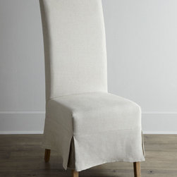 """Havana"" Parson's Chairs & Slipcovers -"