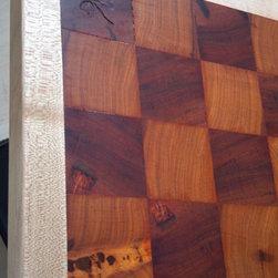Chess Board/ Cutting Board -
