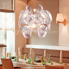 1-light Artistic Acryl Pendant Light - USD $ 129.99