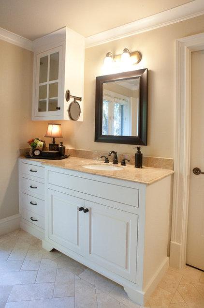 Traditional Bathroom by Fifer Renovations