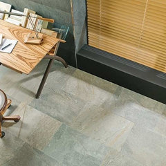 mediterranean floor tiles by Porcelanosa Tiles