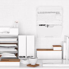 Modern Magazine Racks by IKEA