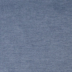 Dark Blue Thin Striped Woven Velvet Upholstery Fabric By The Yard - This velvet fabric is woven for appearance and increased durability. It is excellent for all indoor upholstery, including residential and commercial.