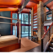 by Ward-Young Architecture & Planning - Truckee, CA