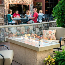 Contemporary Firepits by The Outdoor GreatRoom Company