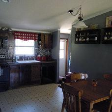 Gastonia Kitchen: Before & Progress