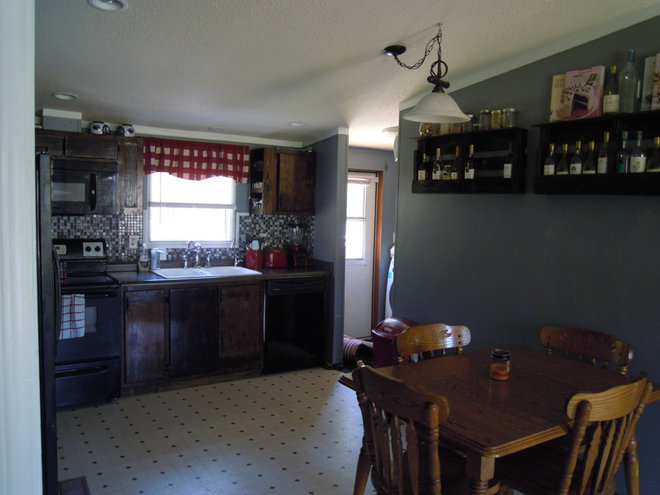 Gastonia Kitchen: Before & Progress