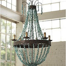Eclectic Chandeliers by Candelabra