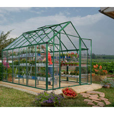 Modern Greenhouses by BuilderDepot, Inc.