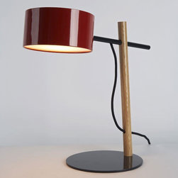 Roll & Hill - Roll & Hill | Excel Desk Lamp - Design by Rich Brilliant Willing, 2008.