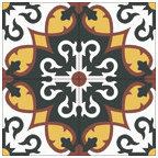 Sanctuaire - 8x8 Cement Tile