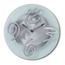 Nova Lighting - Nova Lighting WC24 Hour Glass Clock - Nova Lighting WC24 Hour Glass Clock