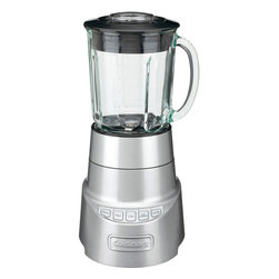 Cuisinart - Cuisinart SmartPower™ Deluxe 4-Speed Electronic Blender - High-performance 600-watt motor with ice crush and pulse buttons
