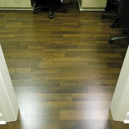 Laminate Flooring, Reception Area -
