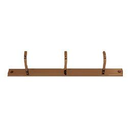 "SignatureThings - Modern Hook Bar -- 1"" wide"