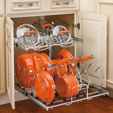 Eclectic Pantry And Cabinet Organizers by Home Decorators Collection