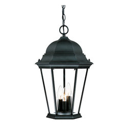 """Acclaim Lighting - Acclaim Lighting 5226 Richmond 3 Light 19.5"""" Height Outdoor Pendant - Acclaim Lighting 5226 Richmond Three Light 19.5"""" Height Outdoor PendantTasteful exterior pendant from the Richmond Collection will add a touch of elegance to the outside of your home.Acclaim Lighting 5226 Features:"""