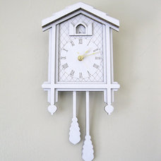Contemporary Cuckoo Clocks by Etsy