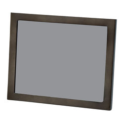 Kouboo - Picture Frame in Bronze Metallic Lacquerware, 8 x 10 - Frame your cherished photos with the look of precious metals with this bronze metallic lacquerware picture frame. The oversized frame draws attention to your favorite memories, and the neutral tones complement any room. Display alone, or group with other frames of varying sizes. This bronze metallic lacquerware frame also makes a thoughtful and unique gift.