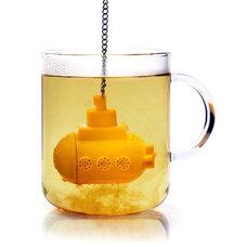 Eclectic Teapots by Mocha