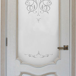 "Luxury Classic Doors Collection - ""Prestige"" - solid oak wood interior door. When we say solid, we mean solid wood - no particle board, no honecomb, no MDF. The price includes door slab, frames and casings. For more information visit www.villedoors.com"
