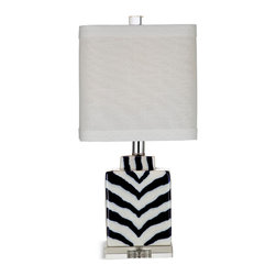 Bassett Mirror - Bassett Mirror Hanna Table Lamp - Hanna Table Lamp
