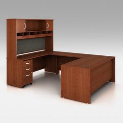 Shaped Desk With Hutch Desks: Find Computer Desk and Corner Desk Ideas Online