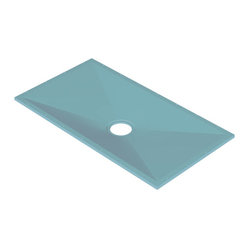 Tuff-Form 21036 Wet Floor Shower Base