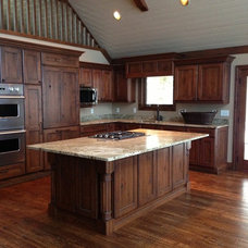Traditional Kitchen Cabinets by Simonson Lumber - Brainerd / Cross Lake / St Cloud