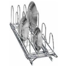 Amazon.com: Lynk Professional 430021 Roll-Out Lid/Tray Organizer 7-by-21-by-9-In