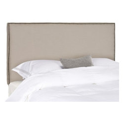 Safavieh - Caleb Queen Headboard - Caleb Queen Headboard