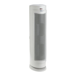 Jarden Home Environment - Bionaire HEPA Tower Air Purifier Remote Control - Bionaire BAP825WO-U HEPA-Type Tower Air Purifier with Remote Control... Freshen and clean the air with HEPA-Type filtration enhanced with Arm and Hammer Baking Soda and optional ionizer plus remote control and built-in filter change reminder.