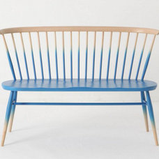 Eclectic Benches by Anthropologie