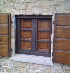 mediterranean windows and doors by CoorItalia