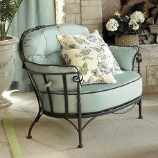 Mediterranean Outdoor Chairs by Ballard Designs