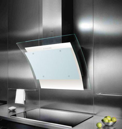 contemporary kitchen hoods and vents by Inderkitchen