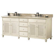 Traditional Bathroom Vanities And Sink Consoles by PlumbingDepot.com