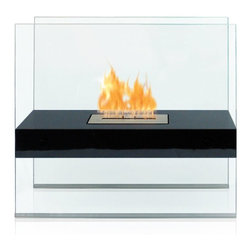 Anywhere Fireplace - Madison Indoor/Outdoor Fireplace - Dimensions: 28 �L x 14 �W x 23.5 H